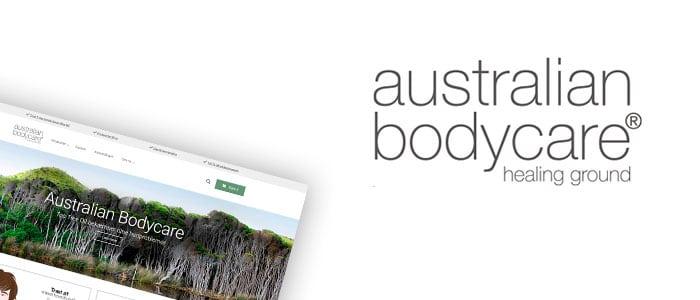australian bodycare.com slide