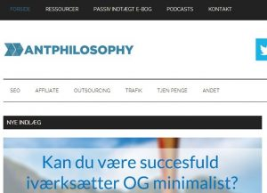 Antphilosophy - Mikael Rieck