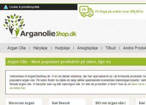 Arganolie Shop
