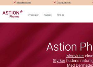 Astion Pharma - modvirker eksem