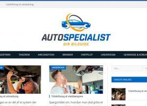 AutoSpecialisten - din bilguide
