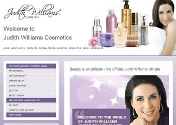 curabeauty judith williams cosmetics
