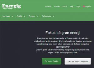 Energig - Extra energy