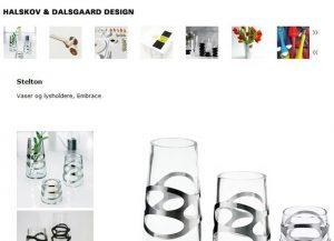 Halskov og Dalsgaard design