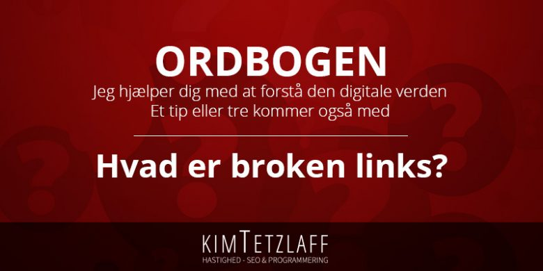 hvad er broken links