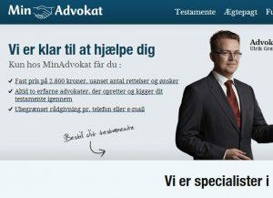 Min Advokat - Ulrik Grønborg