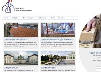 OPN - Murer og Entreprenør firma