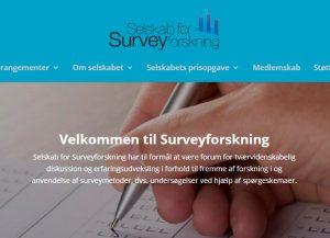 Selskab for Surveyforsikring