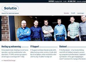 Solutio - Fordi IT er mere end teknik